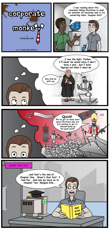 RobotReligion